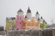 4 февраля в пос. Совхоз им. Ленина официально открылся частный детский сад «Замок детства». Фоторепортаж