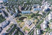 Город Видное с высоты птичьего полета. Часть 2 (50 фото)