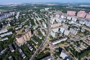 Город Видное с высоты птичьего полета. Часть 1 (61 фото)