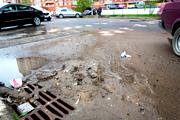 Березовая улица продолжает оставаться заброшенной и самой грязной улицей города Видное