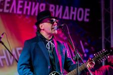 В Видном состоялся концерт в честь Дня народного единства с участием группы «Крематорий». Фоторепортаж