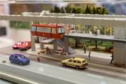 """На выставке """"Строительная неделя Московской области"""" представлен макет легкого метро в городе Видное. Фоторепортаж"""