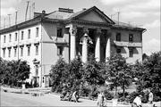 Подведены итоги конкурса на разработку концепции проекта старой части города Видное в стиле 1950-х годов. Видеозапись