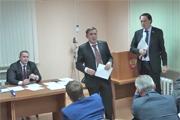 Депутаты г.п. Видное не смогли утвердить повестку дня очередного заседания. Видеозапись
