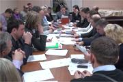Совет депутатов г.п. Видное принял решение о застройке части Тимоховского парка. Видеозапись заседания